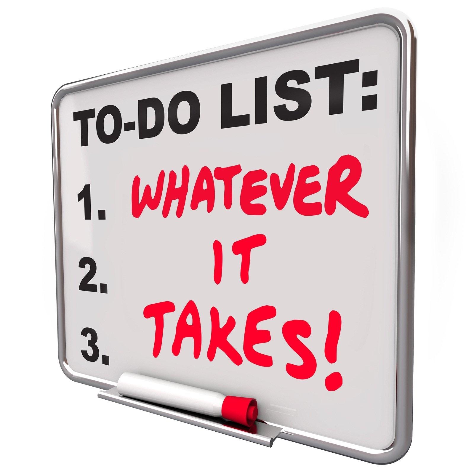 HR To Do List
