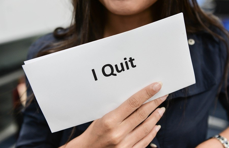 I quit my nursing job without notice