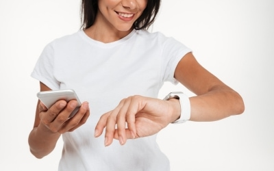 Outsmarting the Smartwatch: HR and Smart Devices
