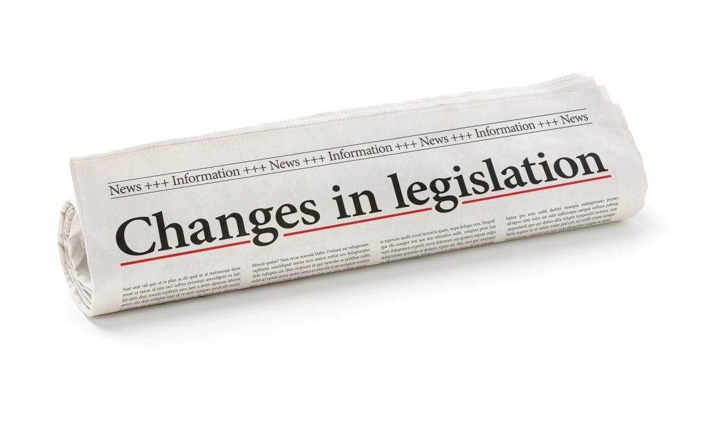 Changes in sick leave law