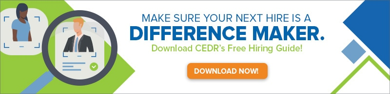 Make sure your next hire is a difference maker. Click to download our free hiring guide.