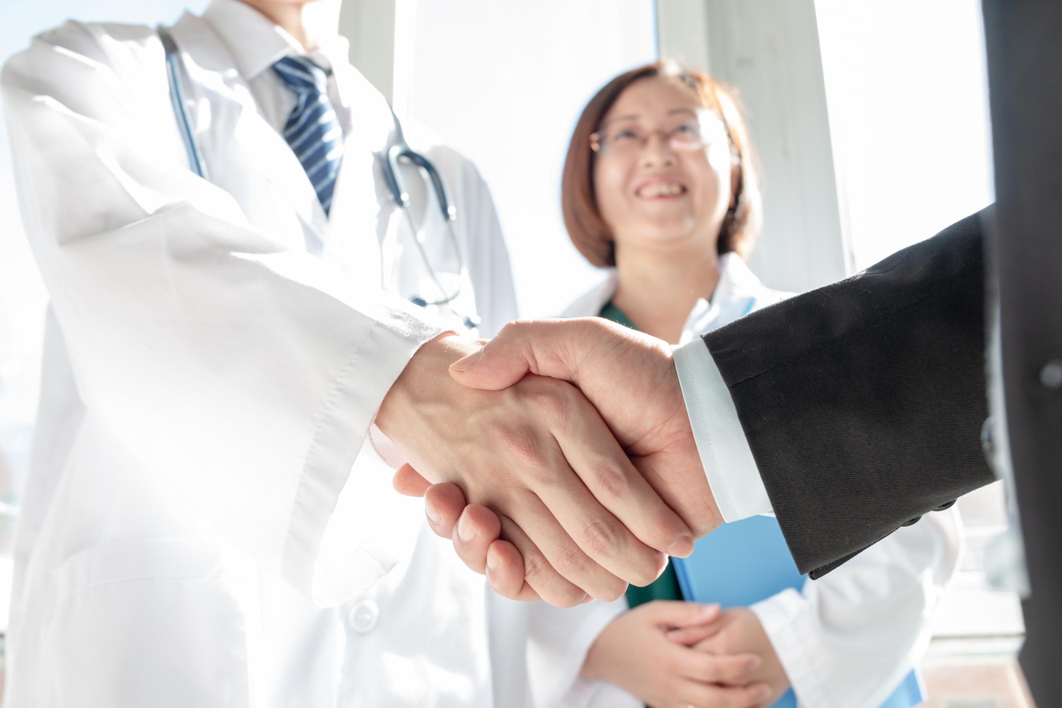 Doctor hiring