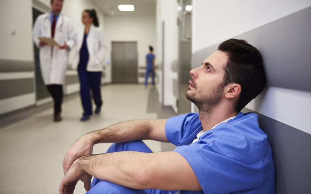 Are you Ok? Interfacing with a Suicidal Employee